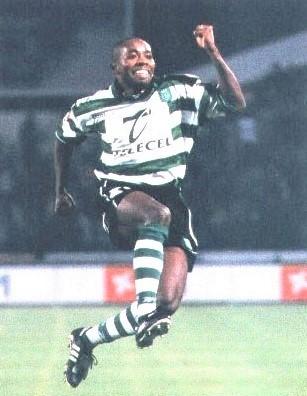 SCB SCP 1999-00 0-2 CN 25ª jornada 10-3-2000 golo