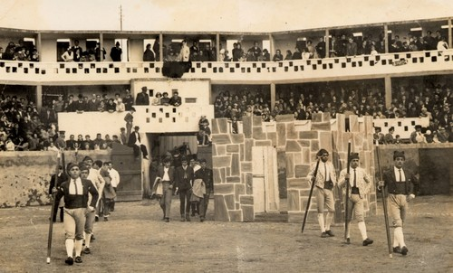 As cortesias da Tourada dos Estudantes de 1965...