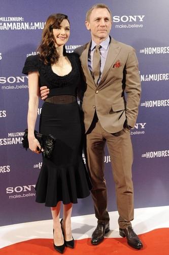 Rachel Weisz & Daniel Craig