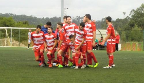 Seniores Taça Paramos  1 SJVer 4