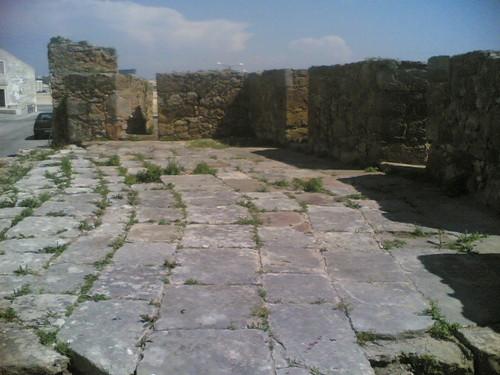 Buarcos: Fortaleza velha (em cima)