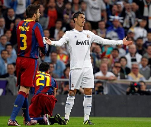 Clássico: R. Madrid-Barcelona