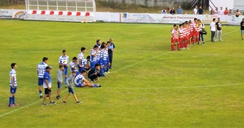 1º Classificado CF Serzedo 2º SC S João de Ver