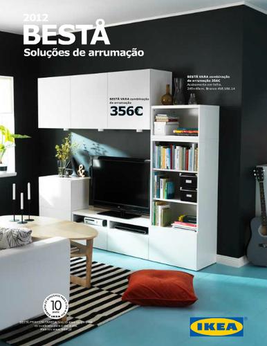 Moveis Sala Tv Ikea ~ Campanhas  Novidades  Catálogo Ikea Móveis TV 2012  Oportunidades