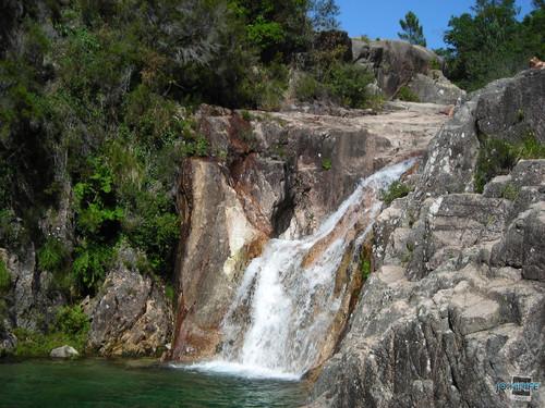 Gerês - Cascata com piscina natural