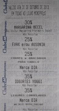 30% em Margarina Becel