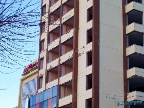 Sweet Hotel Atlântico da Figueira da Foz degradado em 2004 (6) Sweet Atlantic Hotel in Figueira da Foz degraded in 2004