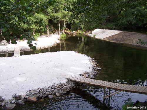 Vila de Góis - Praia fluvial: Sul