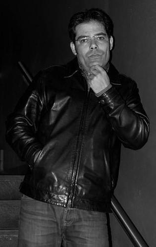 Agostinho Leão, o músico da nossa entrevista...