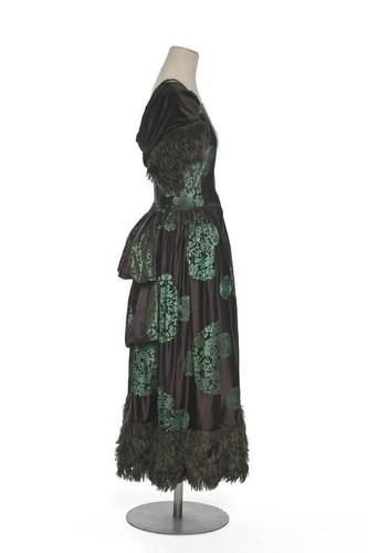 Moda vestidos 1920
