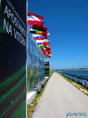 Campeonato da Europa de Canoagem 2013 - Bandeiras
