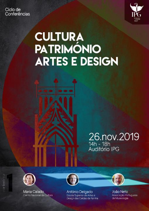 IPG - cultura patrimonio artes design 26-11-2019.j
