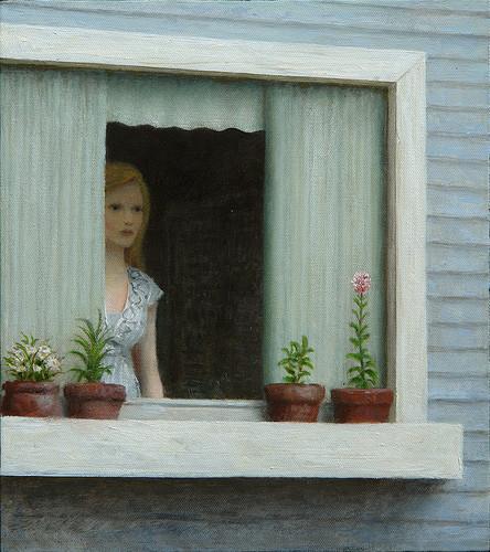 Pintura de Aaron Wiesefeld