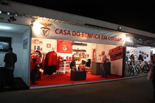 Expositor: Casa do Benfica em Coimbra