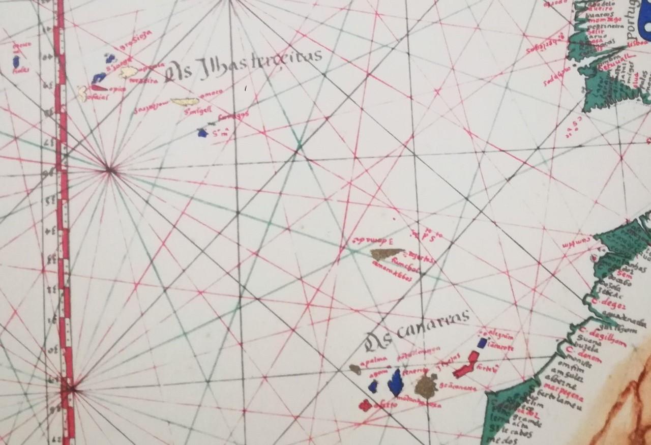Mapa_Ilhas_terceiras_Lazaro_Luis_1563_Academia_das