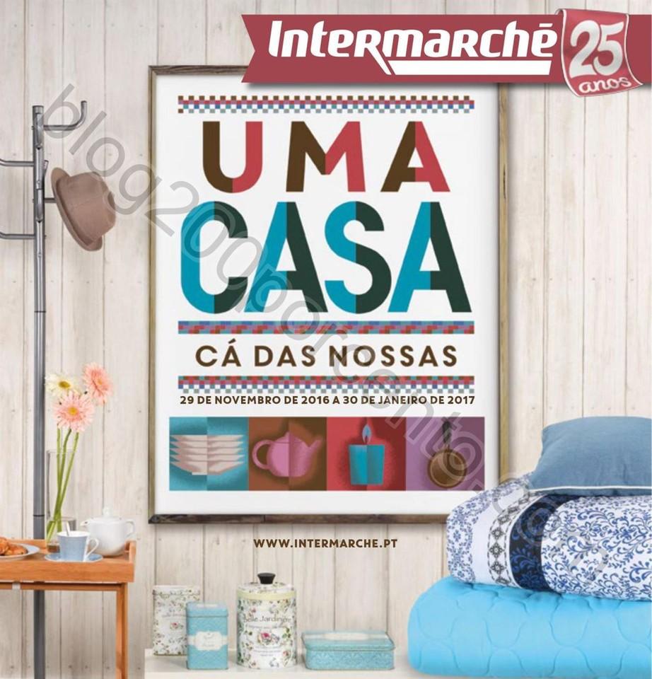 Antevisão Folheto INTERMARCHÉ Casa Promoções d