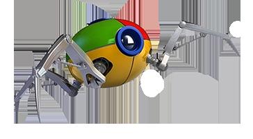 Google Spider papagaio.png