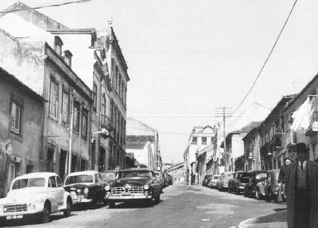 Rua do Alvito, Lisboa (A.J. Fernandes, s.d.)