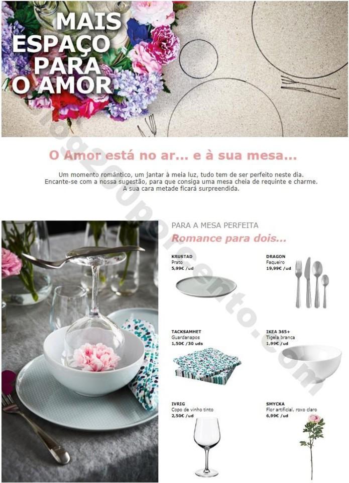 Novas Promoções IKEA Especial Dias dos namorados até 7 mar