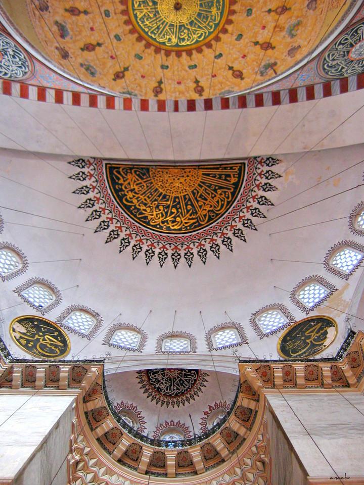 ao acaso #46 Mesquita de Suleyman, Istambul.jpg