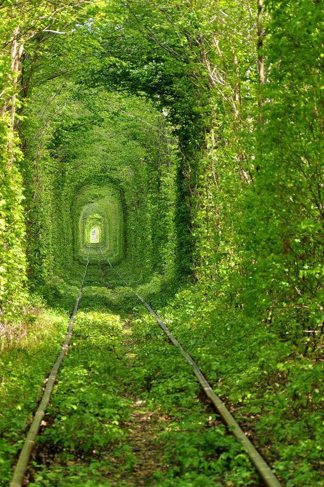 tunel do amor