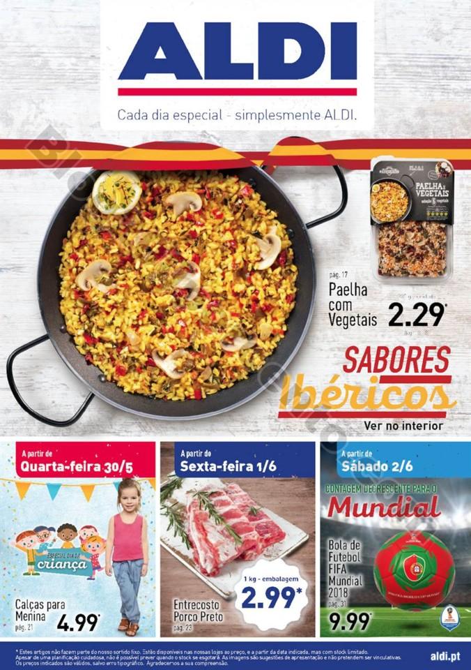 Antevisão Folheto ALDI Promoções a partir de 30