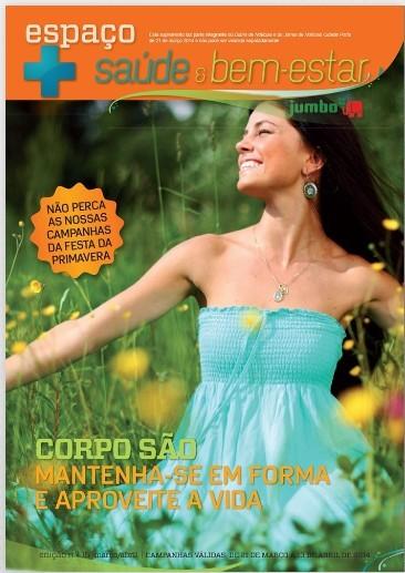 Folheto | JUMBO | Saúde e bem estar - até 13 abril