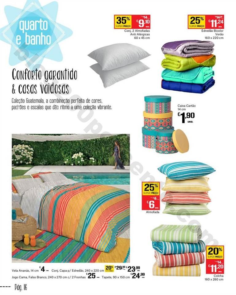 Antevisão Folheto CONTINENTE Kasa verão promoç