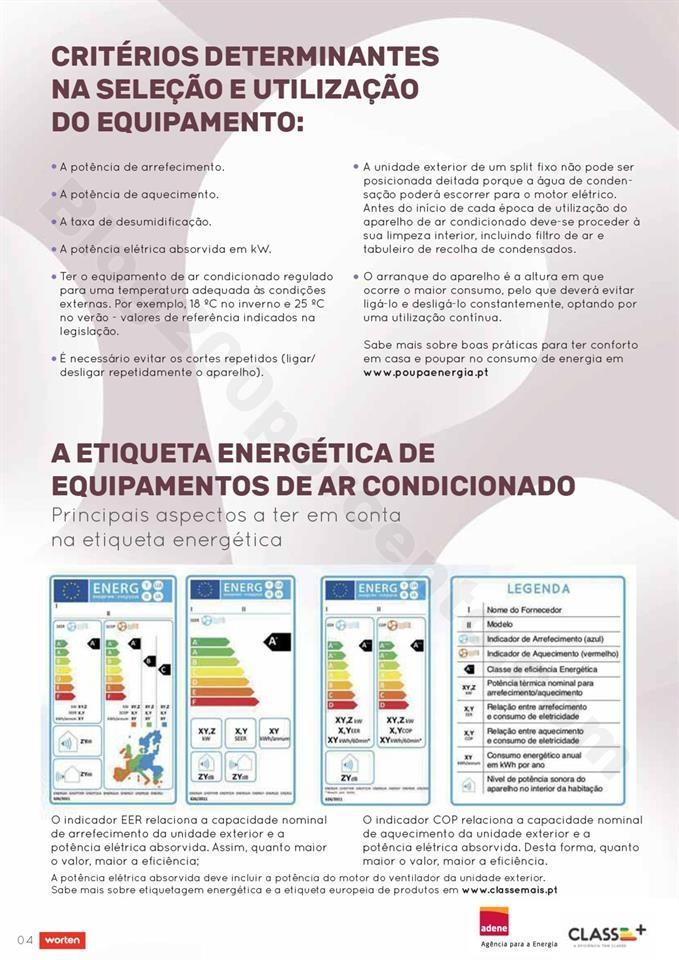 Antevisão Folheto WORTEN Especial aquecimento pro