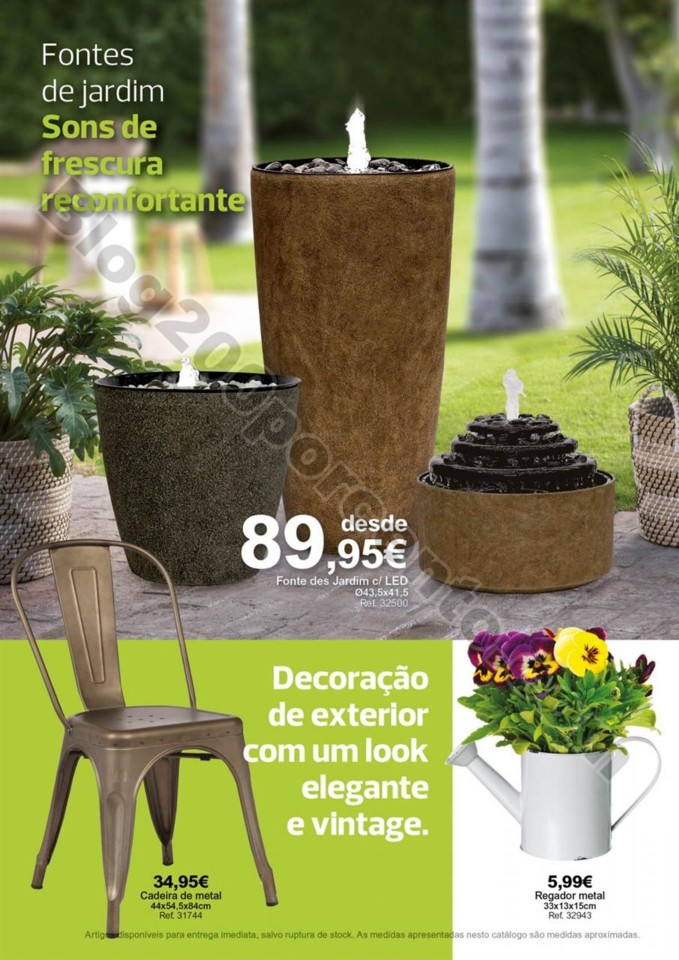 Antevisão Catálogo ESPAÇO CASA Verão 2018  p25