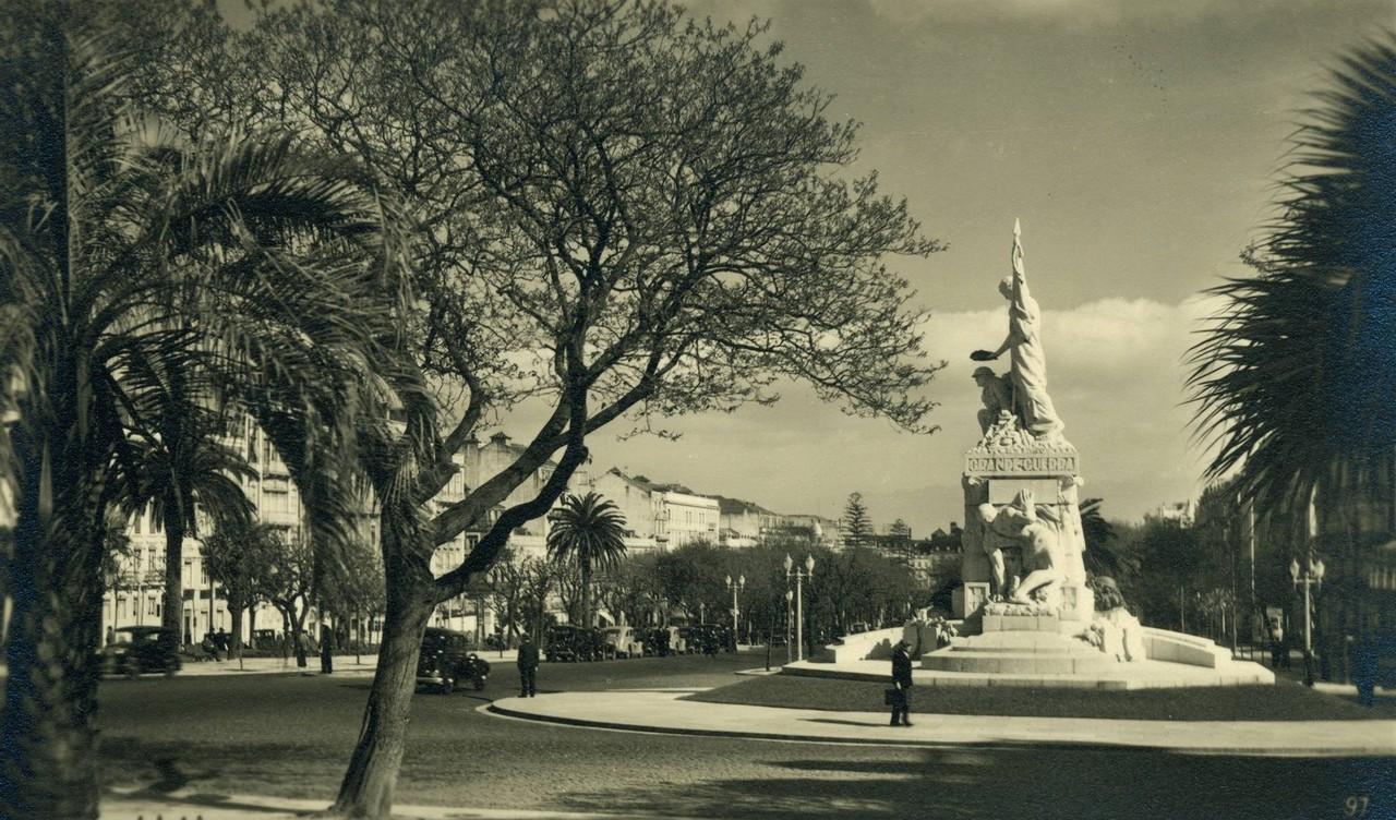 Monumento aos Mortos da Grande Guerra, sd, foto do