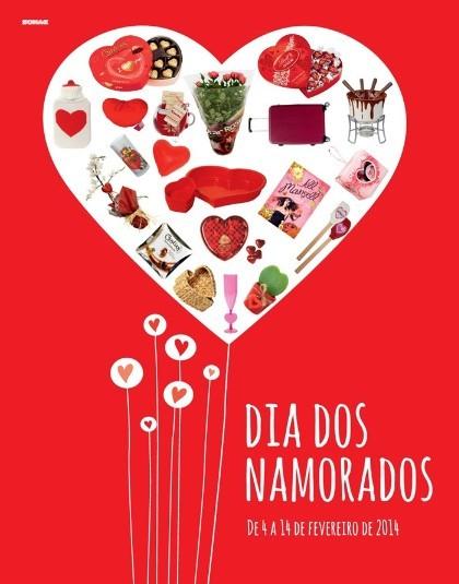 Novo Folheto | CONTINENTE | de 4 a 14 fevereiro - Dia dos Namorados