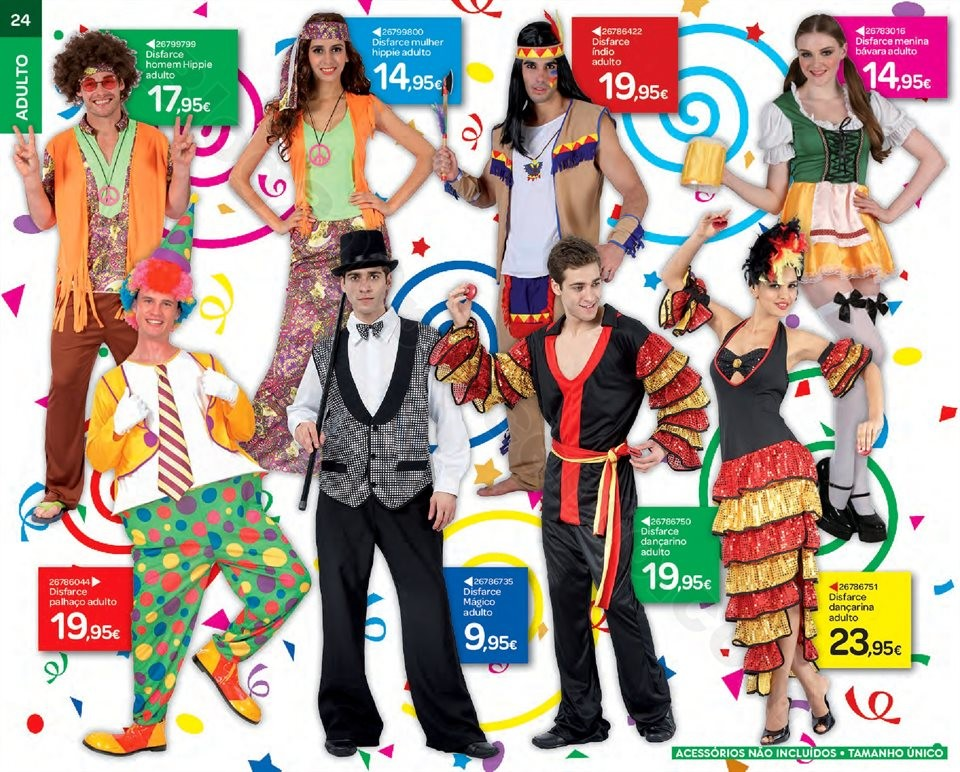Antevisão Folheto CENTROXOGO Carnaval 18 janeiro