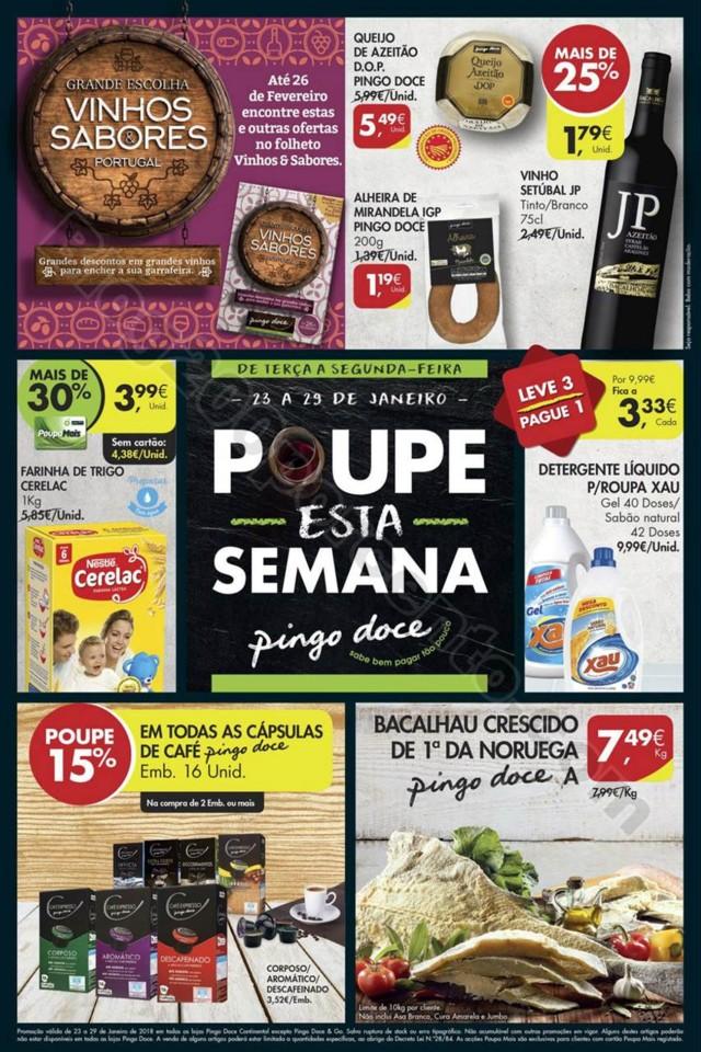 Antevisão Folheto Pingo Doce Super 23 janeiro p9.