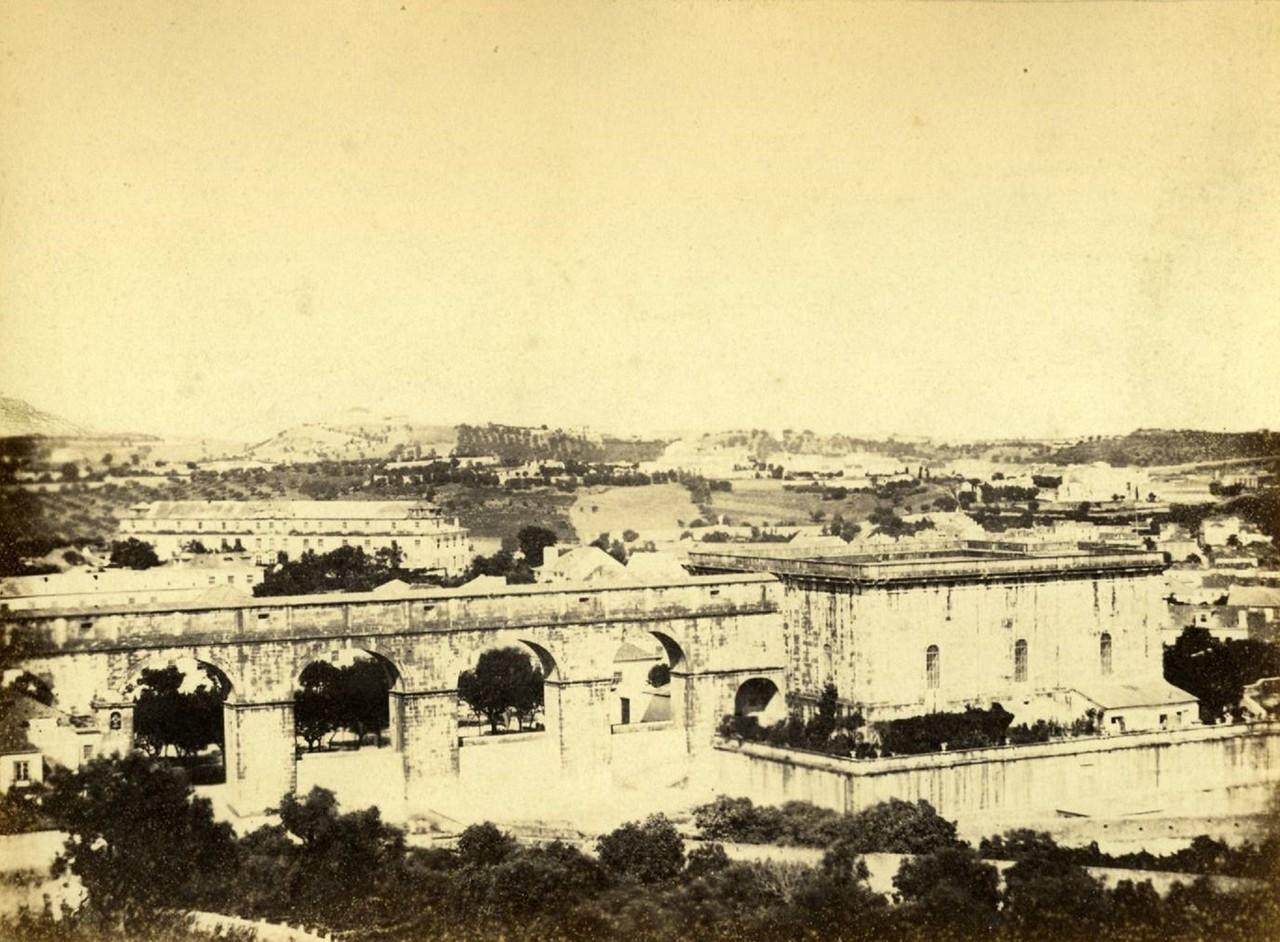 Mãe de Água do Aqueduto das Águas Livres, 1890,