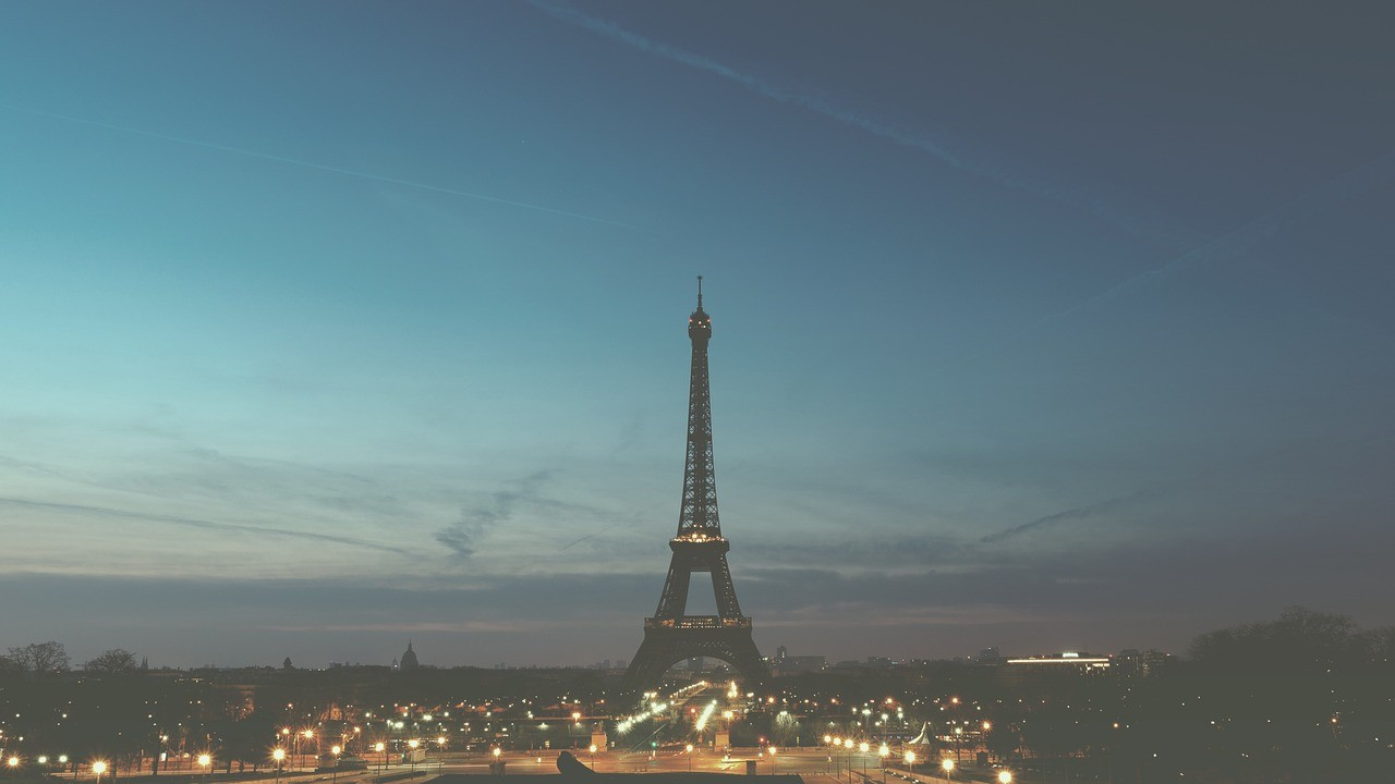 Paris @pixabay