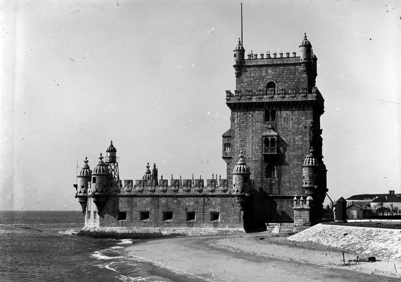Torre de Belém, sd, foto de Alberto Carlos Lima,