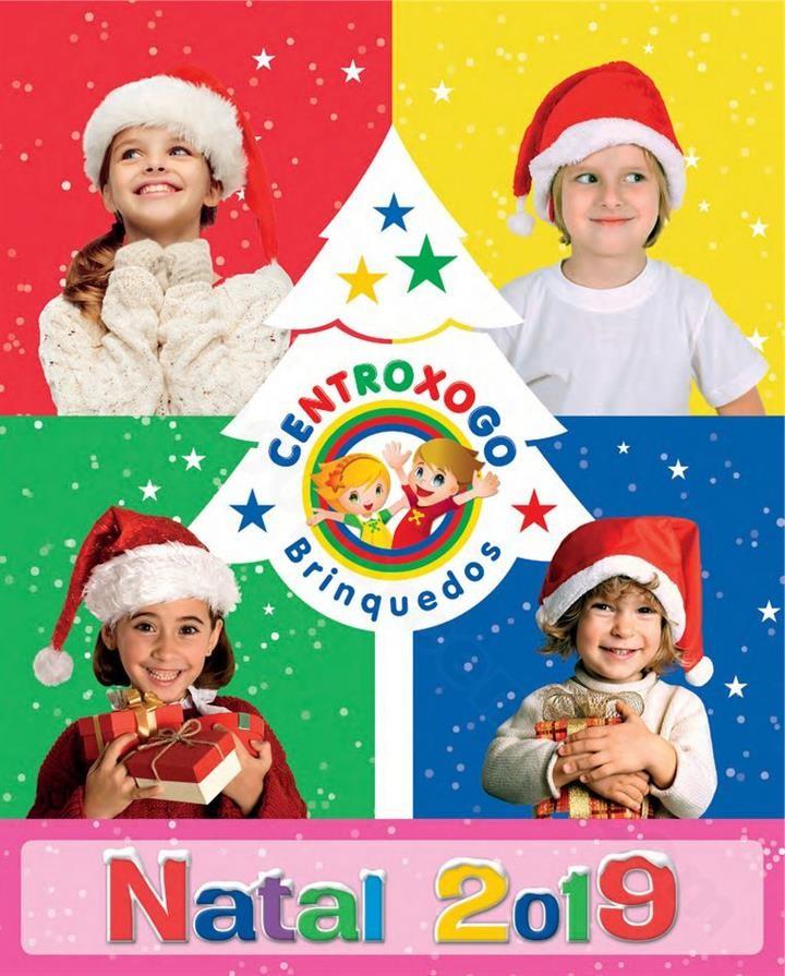 Antevisão Folheto CENTROXOGO Brinquedos Natal p (