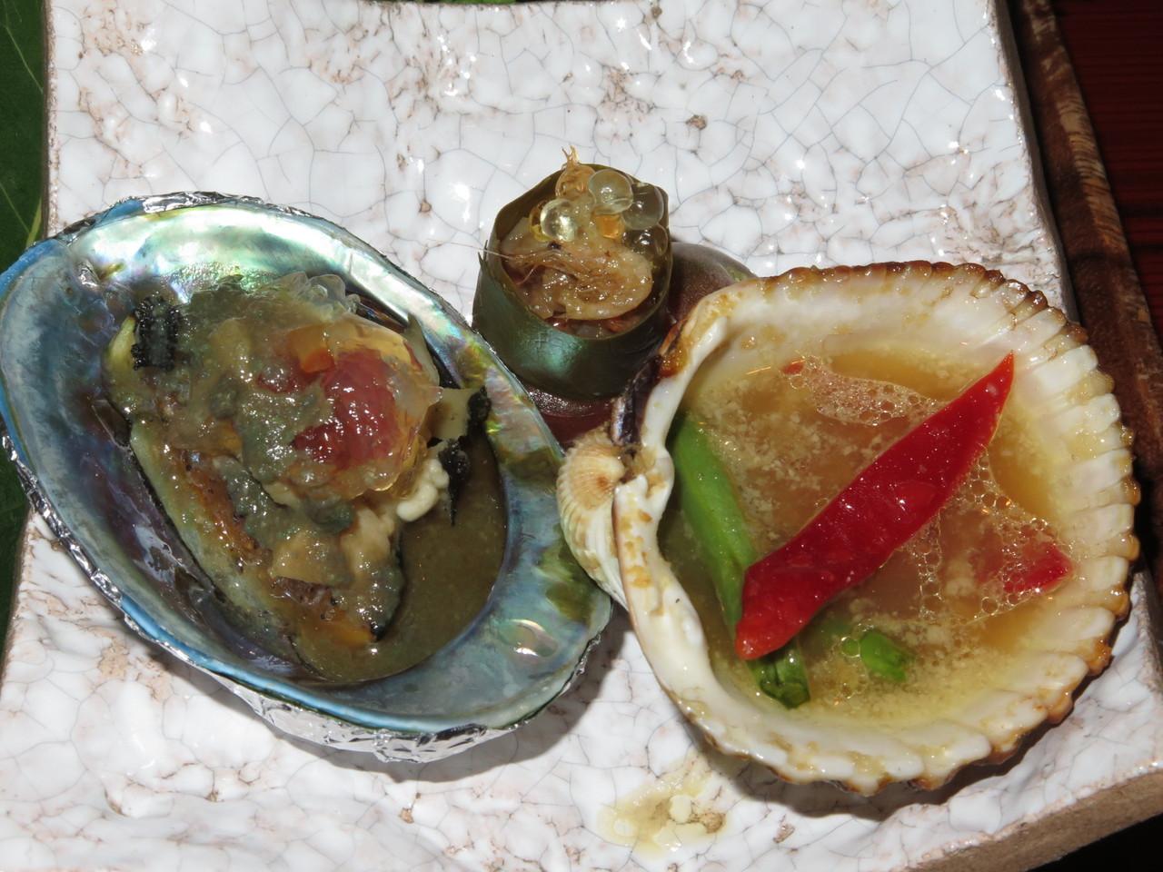 Akagai Bata-Yaki