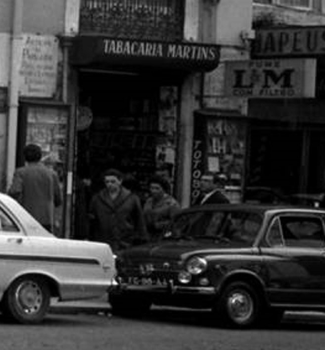 Palácio de Sandomil, 1968, foto de Armando Serôd