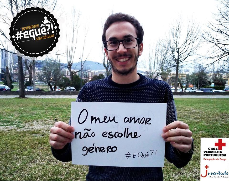Participação campanha #equê da JCV Braga