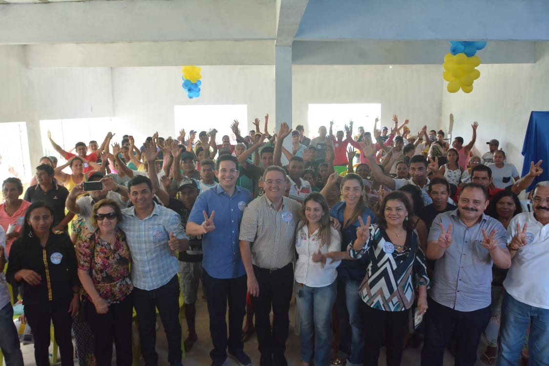2 Em Carutapera%2c Adriana Almeida%2c liderança d