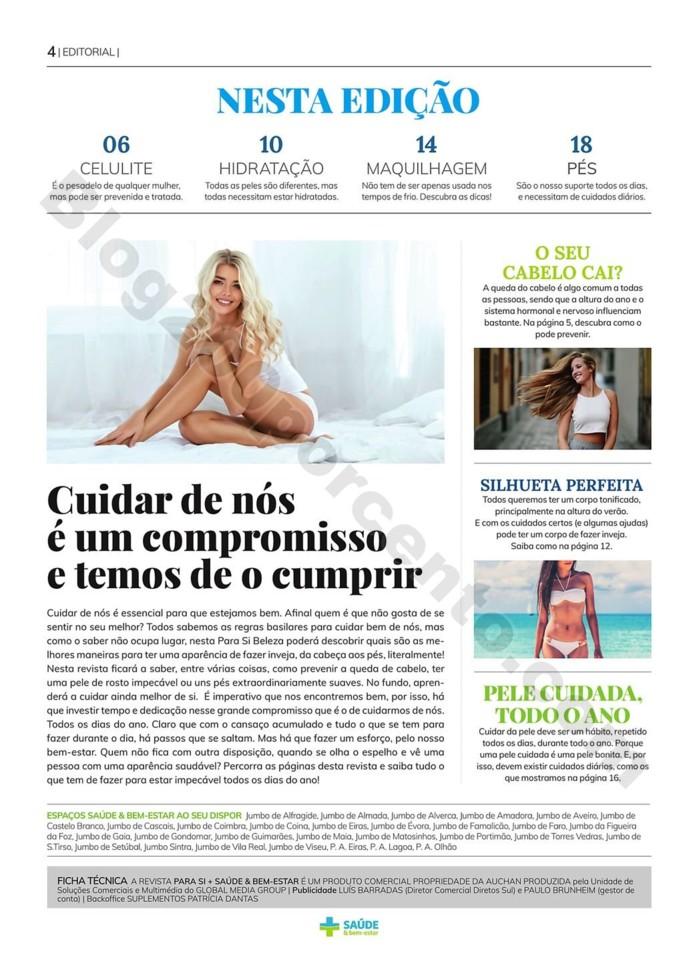 Novo Folheto PARA SI - JUMBO promoções até 12 m