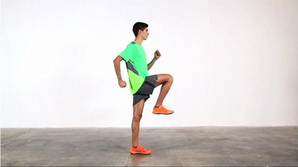 Tecnicas para correr largas distancias