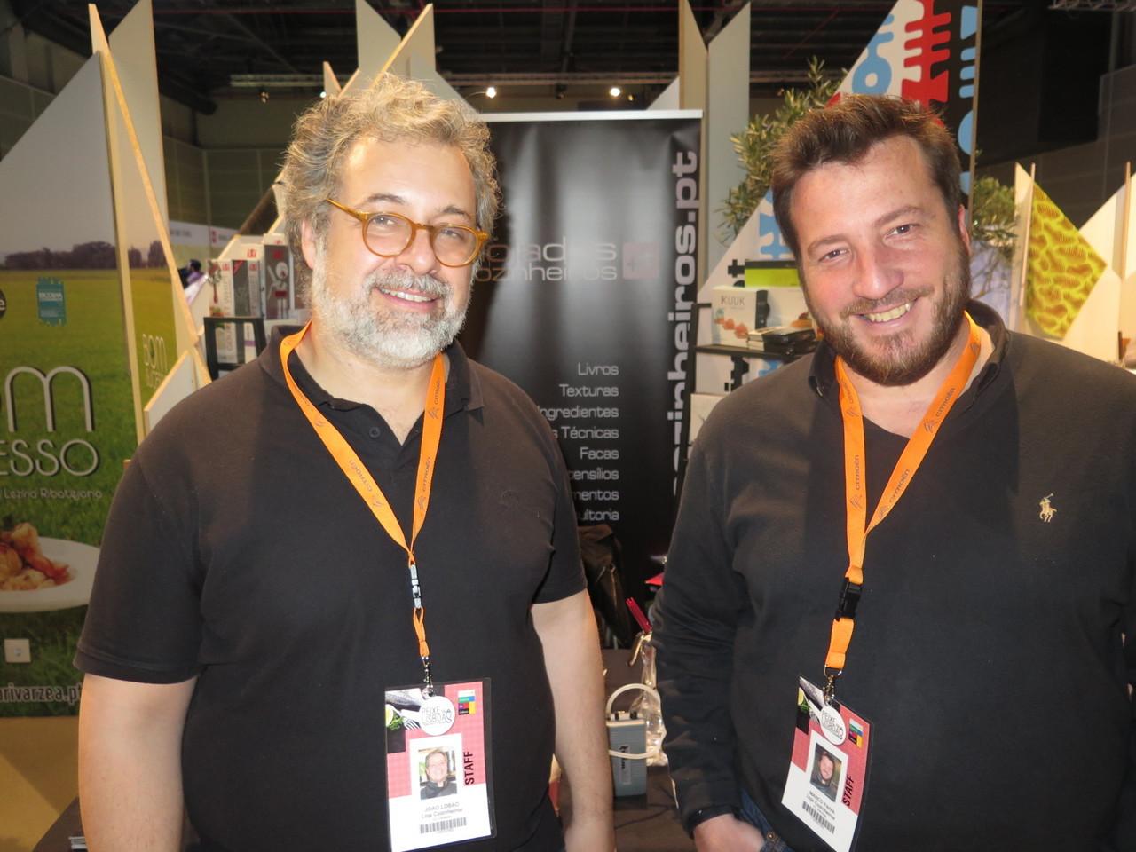 Loja dos Cozinheiros – João Lobão e Marco Paiva