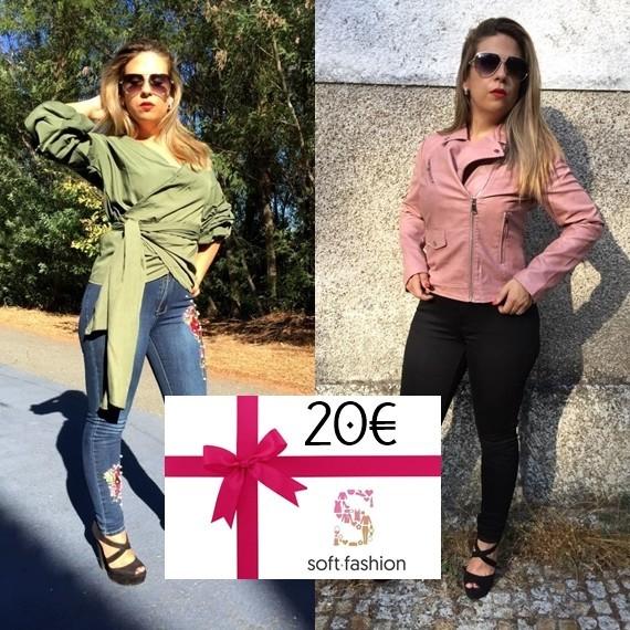 Passatempo Soft Fashion - ganhe um voucher de 20€!