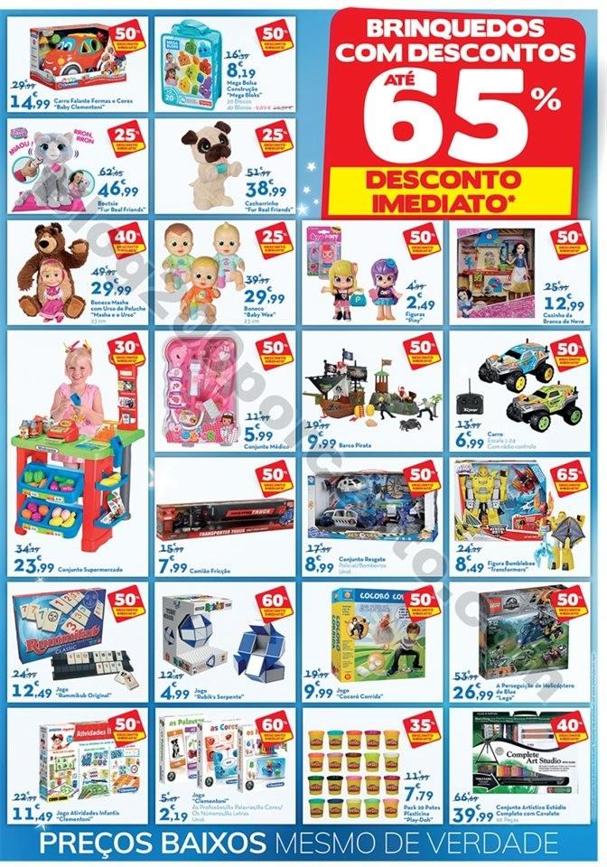 Antevisão Folheto E-LECLERC Especial Brinquedos p
