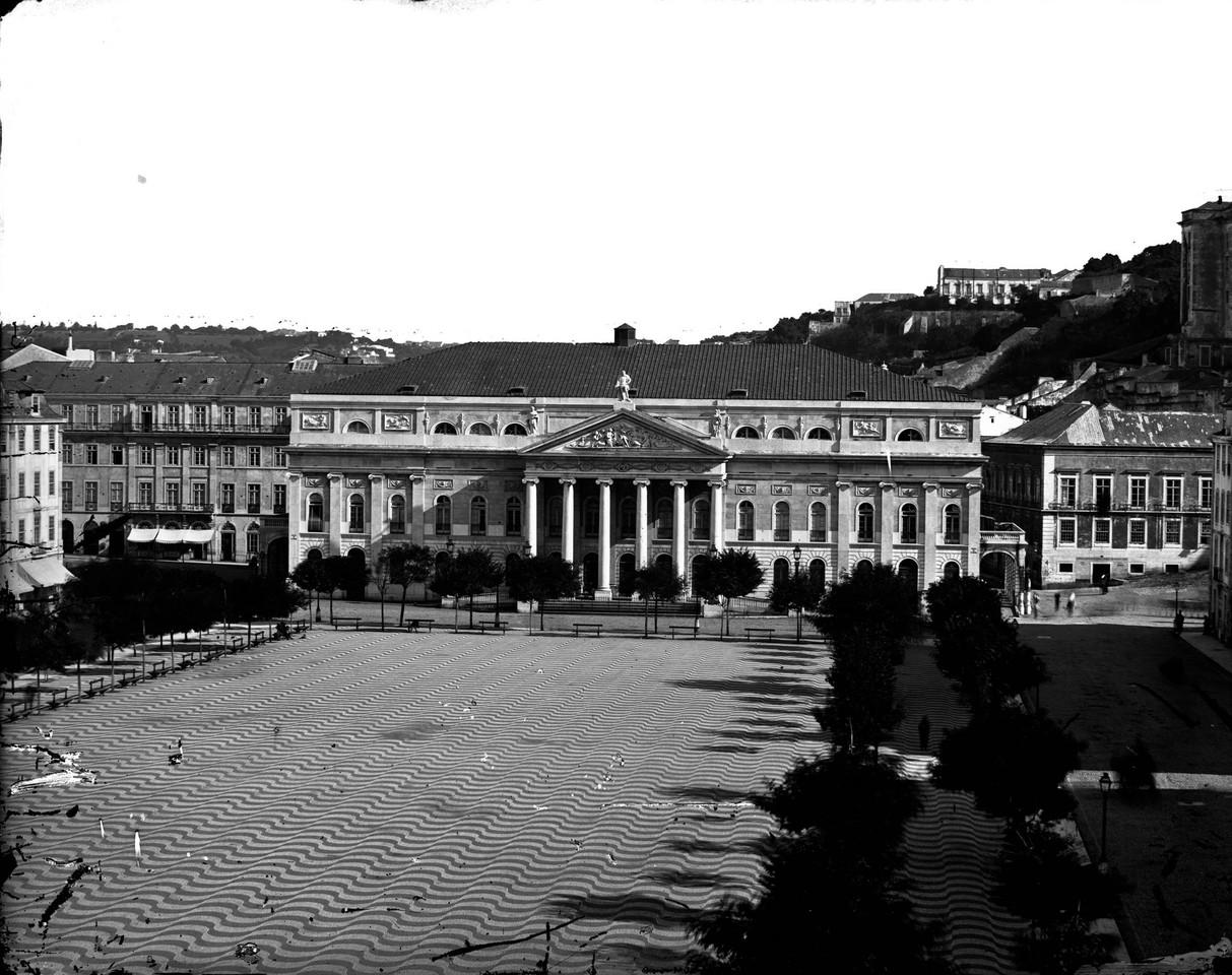 Teatro Nacional Dona Maria II, foto de Legado Seix