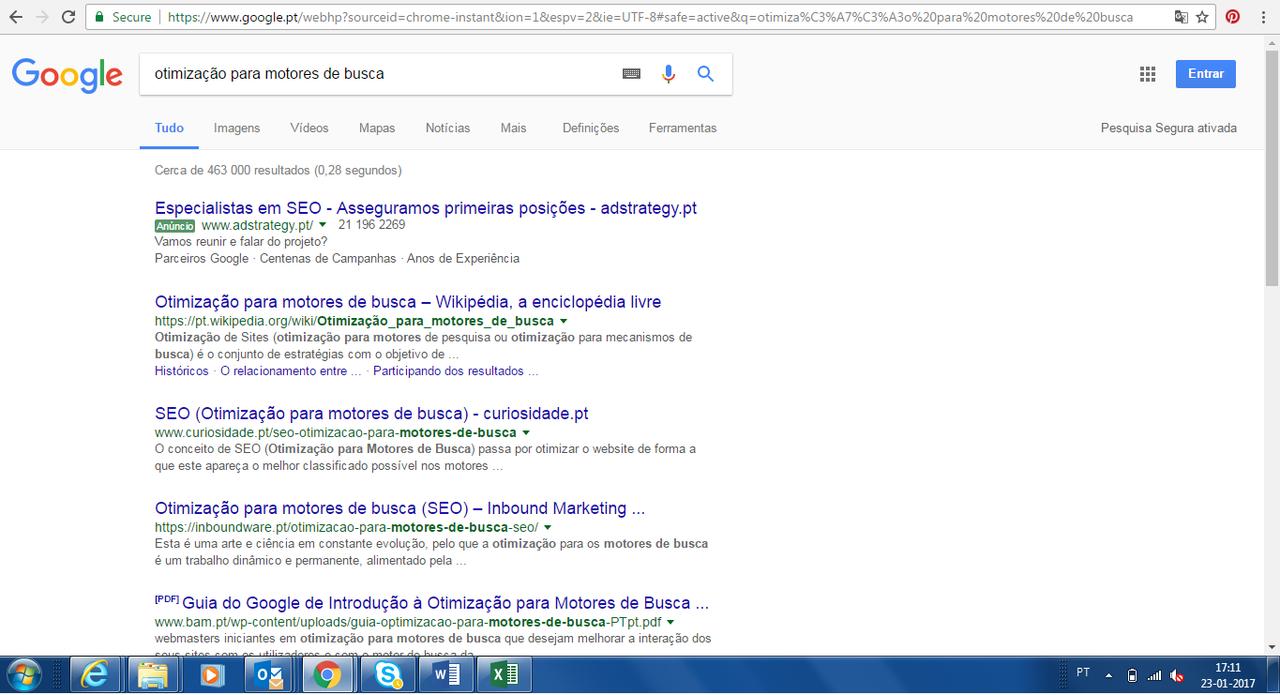 seo para hoteis - otimizacao para motores de busca