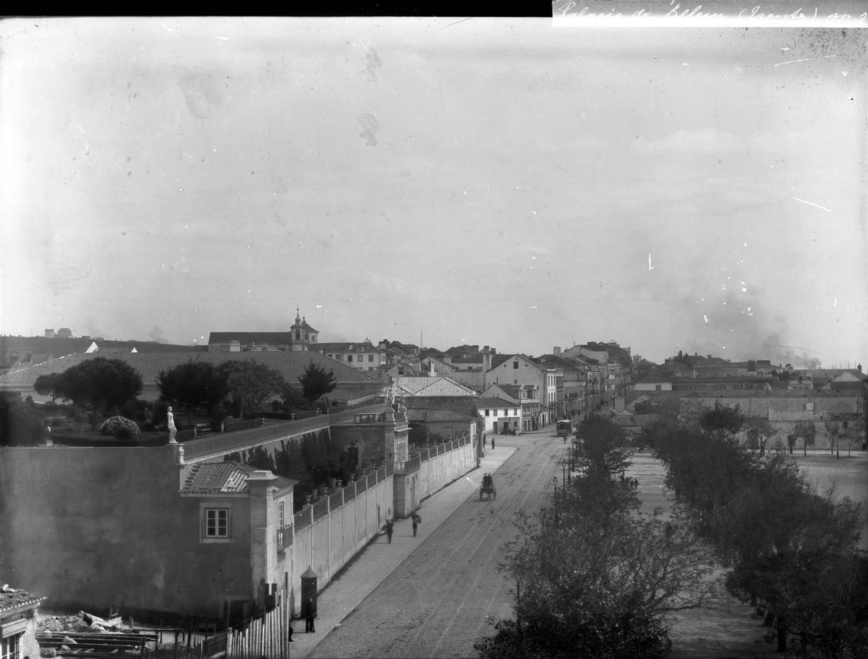 Palácio de Belém, residência oficial do Preside